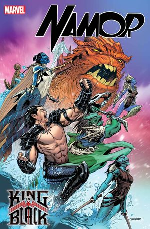 KING IN BLACK NAMOR (2020) #1 VAR