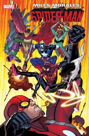 MILES MORALES SPIDER-MAN (2018) #21
