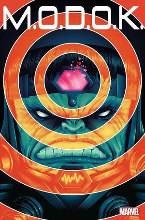MODOK HEAD GAMES (2020) #1 VAR