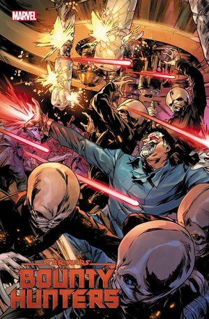 STAR WARS BOUNTY HUNTERS (2020) #8