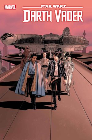 STAR WARS DARTH VADER (2020) #8 VAR