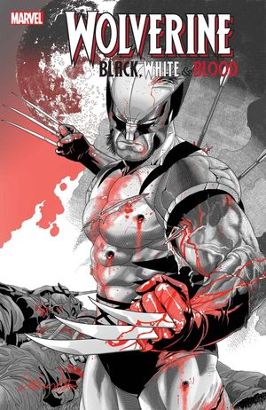 WOLVERINE BLACK WHITE BLOOD (2020) #2