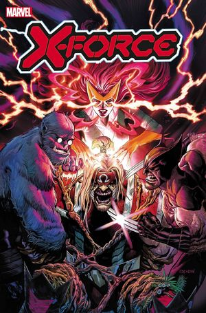 X-FORCE (2018 5TH SERIES) #15