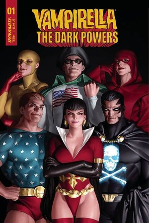 VAMPIRELLA DARK POWERS (2020) #1D