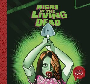 GORY BOOKS VOL 01 NIGHT OF THE LIVING DEAD (2021) #1C