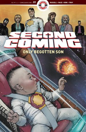 SECOND COMING ONLY BEGOTTEN SON (2020) #1