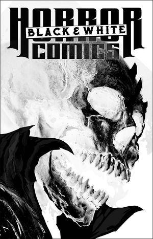 HORROR COMICS BLACK AND WHITE (2021) #1