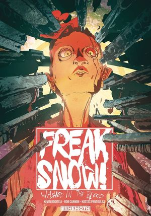 FREAKSHOW WASHED IN BLOOD GN (2021) #1