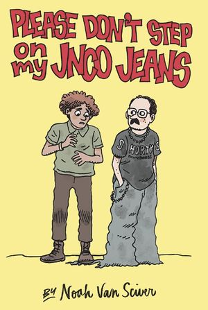 PLEASE DONT STEP ON MY JNCO JEANS GN (2020) #1
