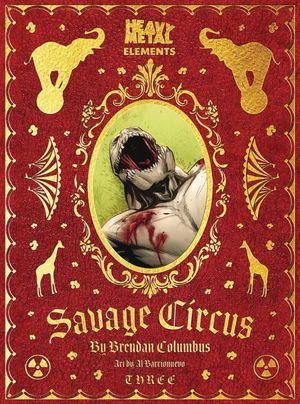 SAVAGE CIRCUS (2020) #3