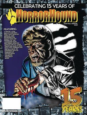 HORRORHOUND ANNUAL 15 YEARS (2021) #1