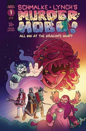 MURDER HOBO ALL INN AT DRAGONS SHAFT (2020) #1