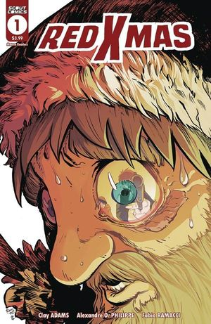 RED X-MAS (2020) #1
