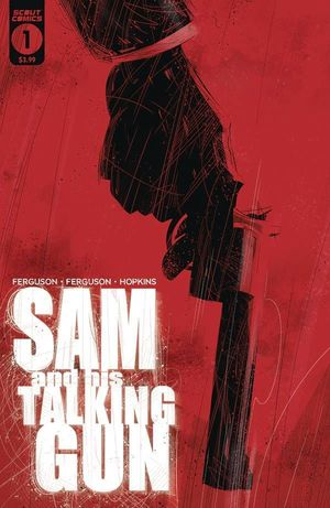 SAM AND HIS TALKING GUN (2020) #1