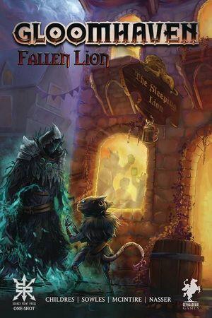 GLOOMHAVEN FALLEN LION ONESHOT (2020) #1