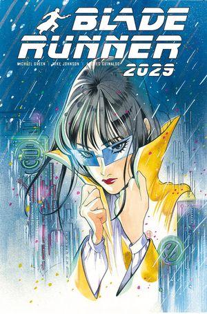BLADE RUNNER 2029 (2020) #1