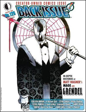 BACK ISSUE MAGAZINE (2003) #125