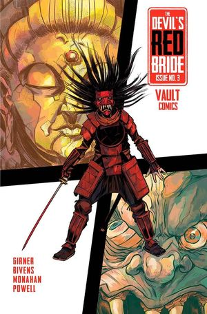 DEVILS RED BRIDE (2020) #3