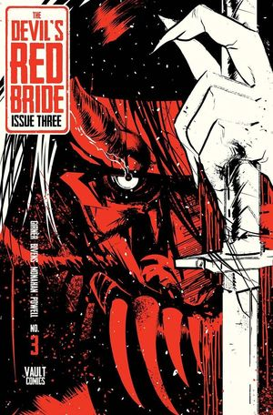 DEVILS RED BRIDE (2020) #3B