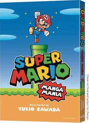 SUPER MARIO BROS MANGA MANIA GN (2020) #1