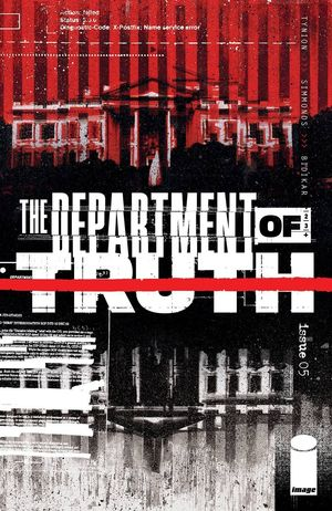 DEPARTMENT OF TRUTH (2020) #5