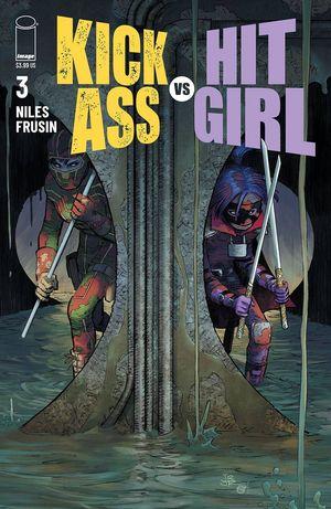 KICK-ASS VS HIT-GIRL (2020) #3