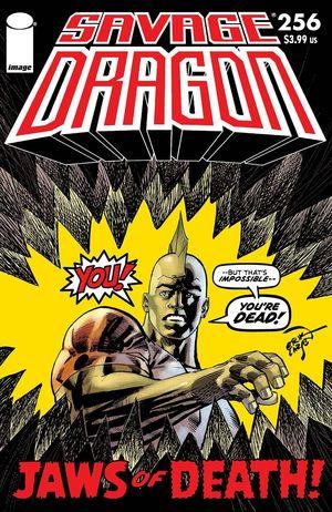 SAVAGE DRAGON (1993 2ND SERIES) #256