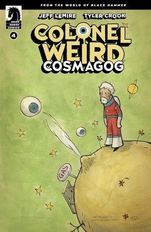 COLONEL WEIRD COSMAGOG (2020) #4