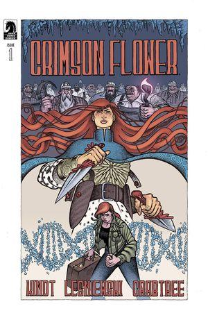 CRIMSON FLOWER (2021) #1
