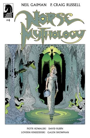NEIL GAIMAN NORSE MYTHOLOGY (2020) #4