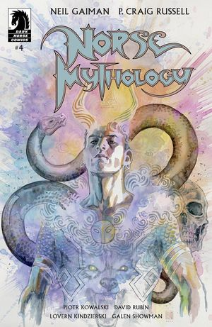 NEIL GAIMAN NORSE MYTHOLOGY (2020) #4B