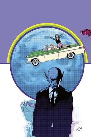 RESIDENT ALIEN YOUR RIDES HERE (2020) #3