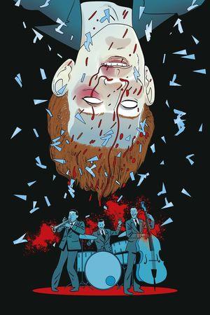 YOU LOOK LIKE DEATH TALES UMBRELLA ACADEMY (2020) #5B
