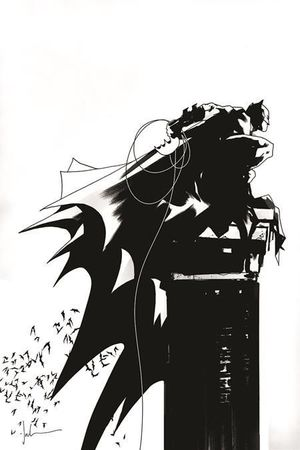 BATMAN BLACK AND WHITE (2020) #2