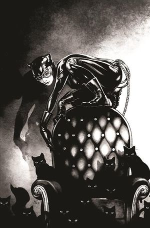 BATMAN BLACK AND WHITE (2020) #2C