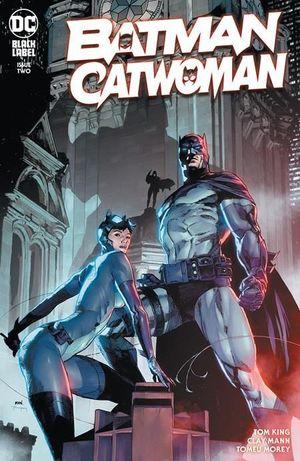 BATMAN CATWOMAN (2020) #2