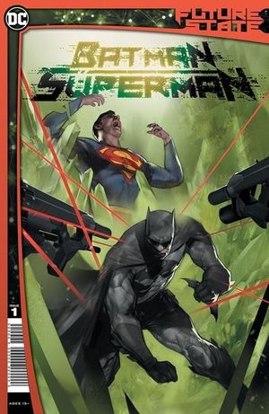 FUTURE STATE BATMAN SUPERMAN (2021) #1