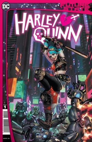 FUTURE STATE HARLEY QUINN (2021) #1