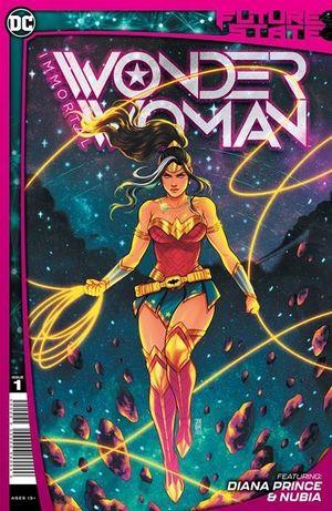 FUTURE STATE IMMORTAL WONDER WOMAN (2021) #1