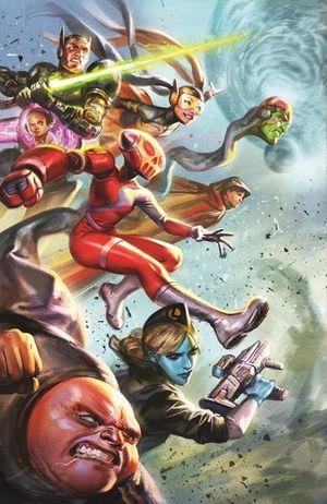 FUTURE STATE LEGION OF SUPER-HEROES (2021) #1B