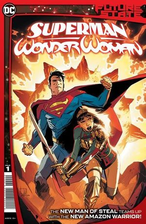 FUTURE STATE SUPERMAN WONDER WOMAN (2021) #1
