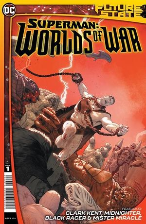 FUTURE STATE SUPERMAN WORLDS OF WAR (2021) #1