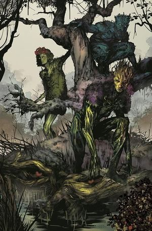 FUTURE STATE SWAMP THING (2021) #1B