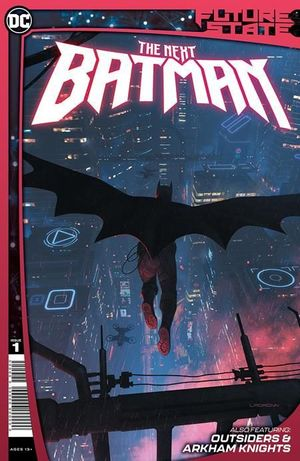 FUTURE STATE THE NEXT BATMAN (2021) #1