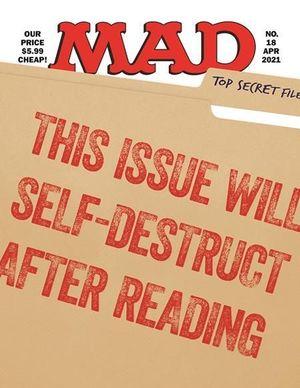 MAD MAGAZINE (2018) #18