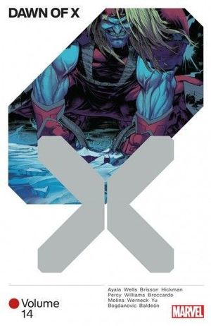 DAWN OF X TPB (2020) #14
