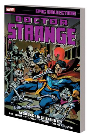 DOCTOR STRANGE EPIC COLLECTION ALONE... TPB #1
