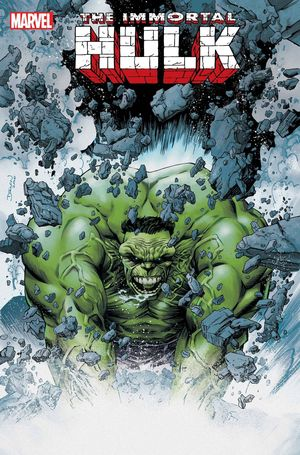 IMMORTAL HULK FLATLINE (2021) #1