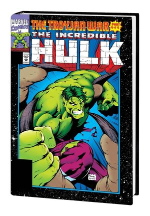 INCREDIBLE HULK BY PETER DAVID OMNIBUS HC VOL 03 FRANK TROY 3