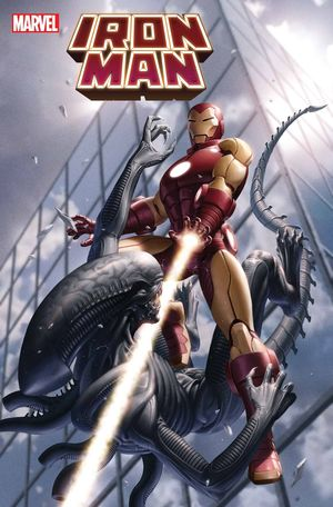 IRON MAN (2020) #5 ALIEN